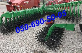 In stock rotary harrow BMR. Possible compensation
