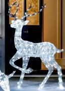 Led Christmas deer