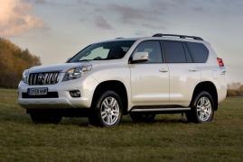 Прокат авто Toyota Land Cruiser 150 Prado від $21 на добу
