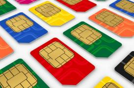 Start packs, contracts MTS Sell European, American, British and other SIM cards